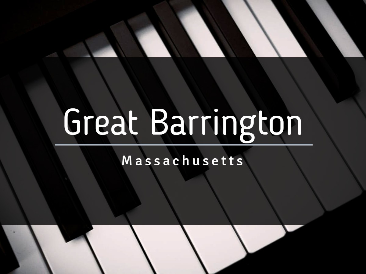Great Barrington Piano