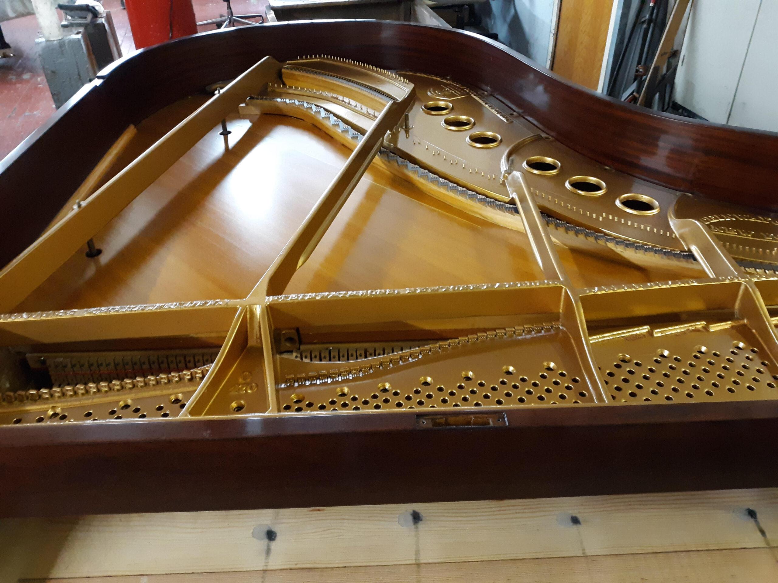 Piano Restorations in Great Barington
